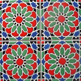 3D Andalusia Tiles