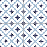 4350-20x20 cm Patterned Ceramic Tile